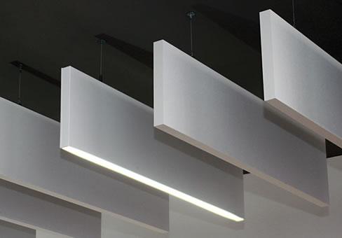 Baffle Tavan Panel Sistemleri