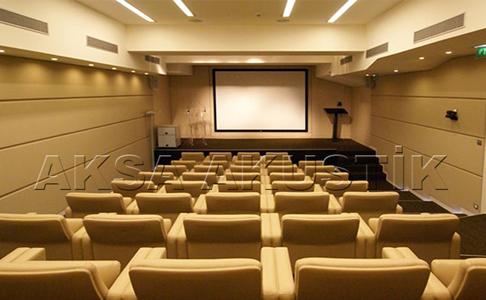 Home Sinema Salonu Ses Yalıtımı