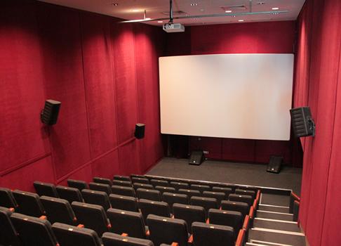 Sinema Salonu Ses İzolasyonu