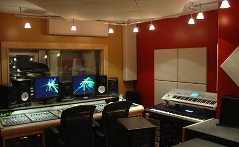 Stüdyo Akustik Panel Uygulaması