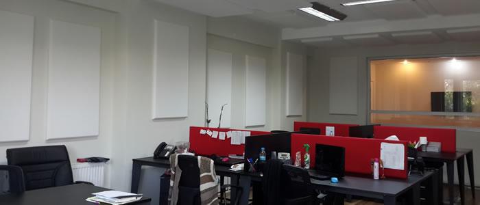 Ofis Ses Yalıtımı